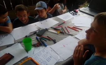 """Тренінг у БО """"100 відсотків життя. Херсон"""" (табір вихідного дня для підлітків, які потребують додаткової корекційної уваги), 19 травня, Херсонська область"""